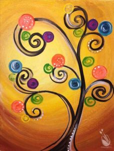 Painting with a Twist fundraiser @ Painting with a Twist